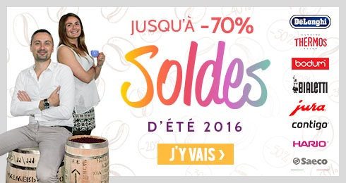 Soldes MaxiCoffee �t� 2016